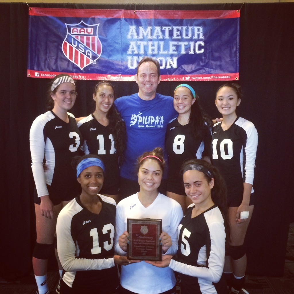 Pilipa'a wins consolation championship at AAU's, finishes 10th