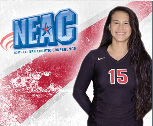 Leite-AhYo earns Rookie of the Year honors in NEAC