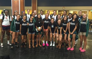 Pilipa'a 14's & the USA Women's Collegiate National Team